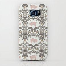 pig damask Galaxy S7 Slim Case