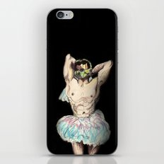 Master Chief Ballerina.  iPhone & iPod Skin