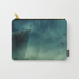 give your dreams their wings to fly Carry-All Pouch