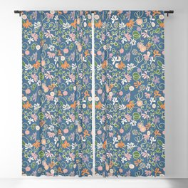 Summer with Hilma Blackout Curtain