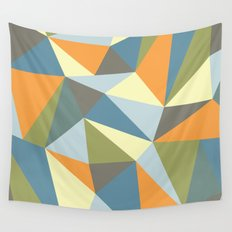 Nature Deconstructed Wall Tapestry