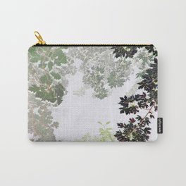 Inverted Art - Leaves Carry-All Pouch