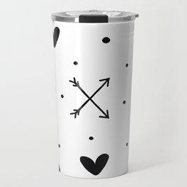 Tribal art Travel Mug