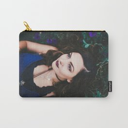 dreaming amongst the flowers Carry-All Pouch