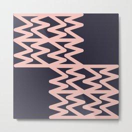 Elastic springs #553 Metal Print