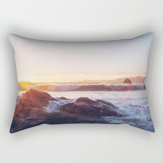 Ocean beauty Rectangular Pillow