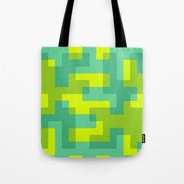pixel 001 03 Tote Bag
