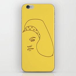 Eartha Kitt iPhone Skin