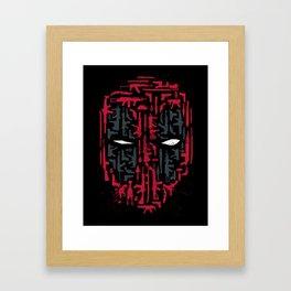 Merc Arsenal Framed Art Print