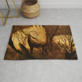 Diorama :: Antelope Rug