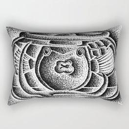 Claustrophobic  Rectangular Pillow