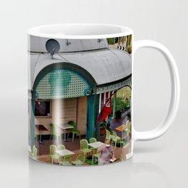 Ice Cream Kiosk St Kilda Coffee Mug