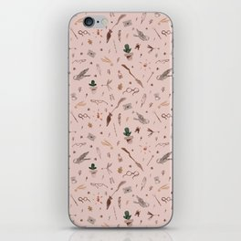 Witches and wizards iPhone Skin