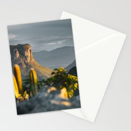 Morro do Pai Inácio Stationery Cards
