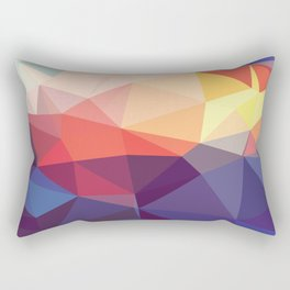 Prism Power #3 Rectangular Pillow