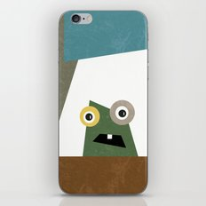 Monster Within  iPhone & iPod Skin