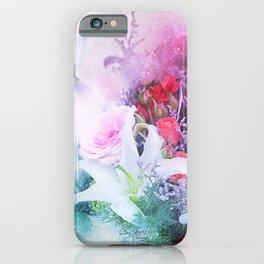 Flowers Bouquet iPhone Case