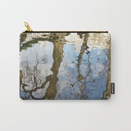 Reflections below the Medici Fountain,Luxembourg Gardens, Paris Carry-All Pouch