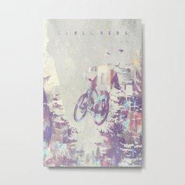 Explorers V Metal Print