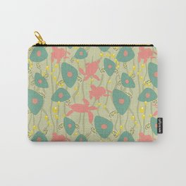 Retro Turtles Carry-All Pouch