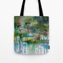 Out of Tears Tote Bag