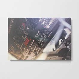 Army Helicopter Metal Print