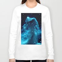 nebula Long Sleeve T-shirts featuring NeBula by GalaxyDreams