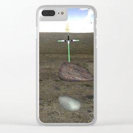 War stars: awake the forSe Clear iPhone Case