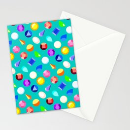 Gems Stationery Cards
