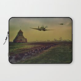 Low At Fairfield Laptop Sleeve