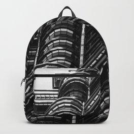 kuala lumpur bulding Backpack