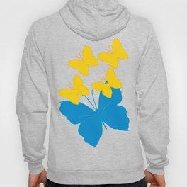 Butterfly design Hoody