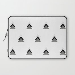 Arrows Collages Monochrome Pattern Laptop Sleeve