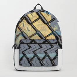 Tire Tread Backpack