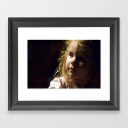 Caryn Framed Art Print