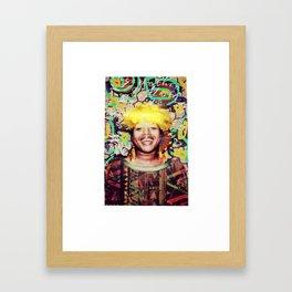 MOTHA Framed Art Print