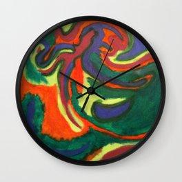Chris's Aura Wall Clock