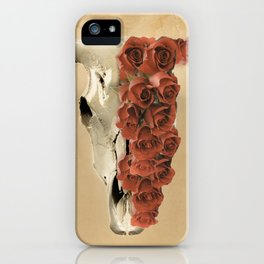 Harley and Rose iPhone Case