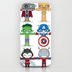 THE ORIGINAL AVENGER'S ROBOTICS Slim Case iPhone 6s