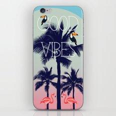GOOD VIBe iPhone & iPod Skin