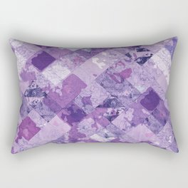 Abstract Geometric Background #30 Rectangular Pillow
