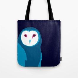 Fancy Owl Tote Bag