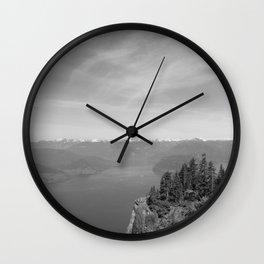 St. Mark's Summit Mount Cypress 2 Wall Clock