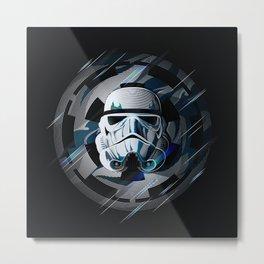 StarWars   Stormtrooper Metal Print