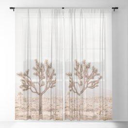 Yucca Sheer Curtain