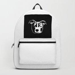 Pit Bull Terrier Backpack