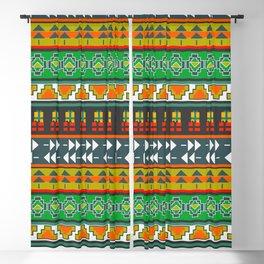 Festive pattern Blackout Curtain