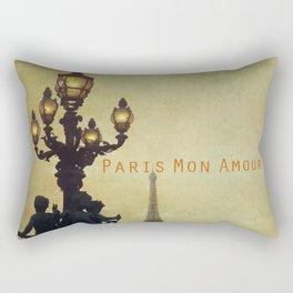 Paris (France) Rectangular Pillow
