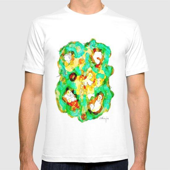 Verde que te quiero verde T-shirt