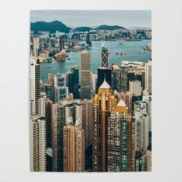Golden Harbour Poster
